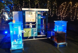 News Image: Innovative technology to treat water showcased in New Delhi