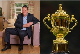 News Image: Hydro Chairman and Rugby World Cup Director David Pickering hails record breaking tournament