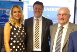 News Image: Hydro Industries hosts event for West Wales Exporters Assosciation